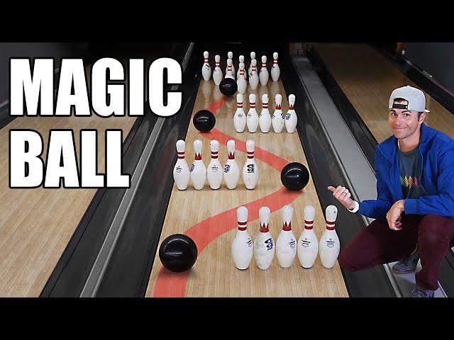 Automatic Strike Bowling Ball thumbnail