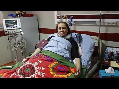 Afghanistan : réscapée d'un attentat, Shukria Barakzai continue le combat contre les talibans