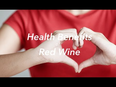 Heart Healthy: The Benefits of Red Wine