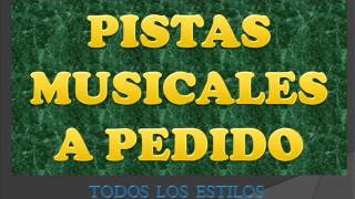 Let me try again   pista musical