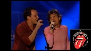 The Rolling Stones Video - The Rolling Stones - Wild Horses - With Dave Matthews - Live OFFICIAL