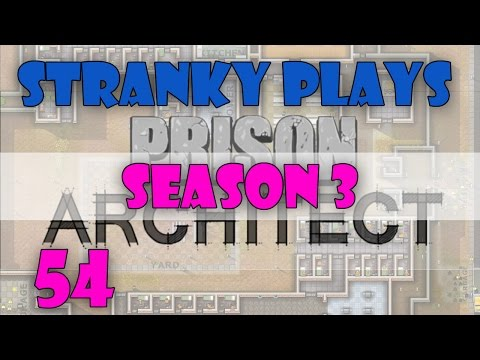 Prison Architect Female prison gameplay Ep. 54 - piping hot