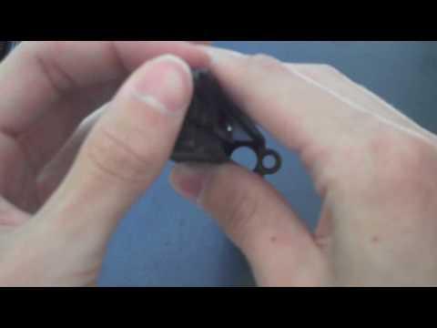 Glock Slide Plate Removal