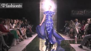 Georges Chakra Couture Fall   Winter 2012   13 FULL SHOW   Paris Couture Fashion Week