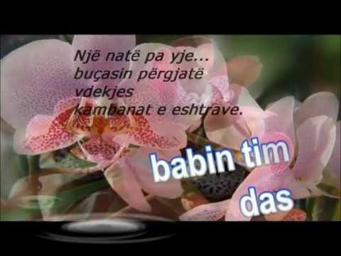 """fate velaj - """"mbusha kovën me kujtime""""- poezi per babane"""