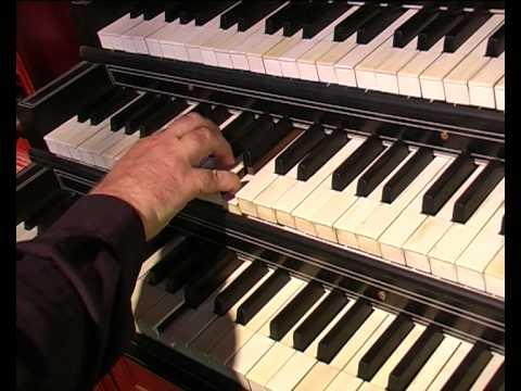 "J.S. Bach,  ""Prelude & Fuga e moll"" BWV 533 - WIM STROMAN - het Garrels orgel Purmerend"