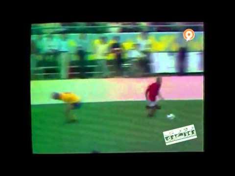 دیدار دوستانه تیم ملی فوتبال ایران و تیم لوکوموتیو لایپزیک آلمان شرقی در تیر ماه سال ۱۳۶۳