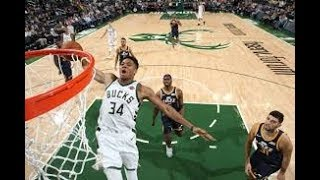 Milwaukee Bucks vs Utah Jazz  Full Game Extended Highlights  2019 NBA Preseason