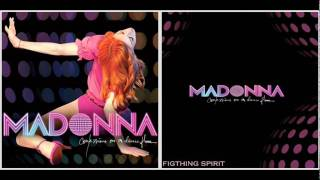 Watch Madonna Fighting Spirit video