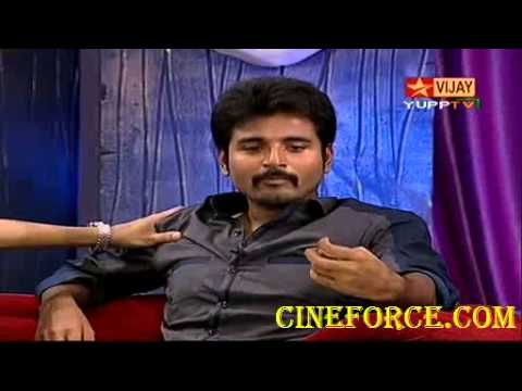 Thalapathy scene new funny version by Actor Sivakarthikeyan...