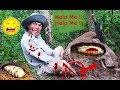 Đi Bắt Mối Chúa Khổng Lồ .Suýt Mất Mạng Trong Rừng Sâu .Thử Thách Nuốt Mối Chúa .Catch Termite Queen thumbnail