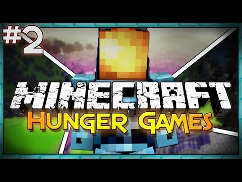Minecraft: Hunger Games #2 - The Diamond Sword... video
