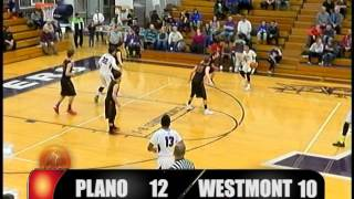 High School Boys Basketball Plano, IL vs Westmont, IL 2016