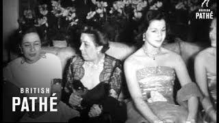 Tyrone Power And Linda Christian (1949)
