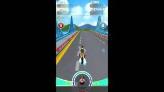 phone game:Turbo moto 3D