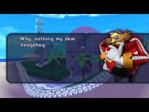 Sonic Rivals 2 (PSP) Sonic and Tails Story