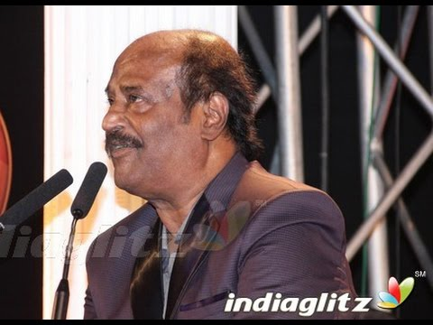 Rajinikanth speech at Lingaa Movie Audio Launch | Anushka ,Sonakshi Sinha,K. S. Ravikumar, AR Rahman