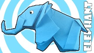 Origami Elephant Instructions