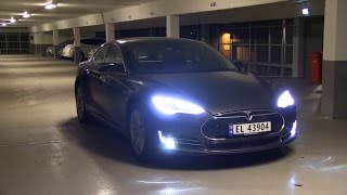 2015 Tesla Model S P85+ review