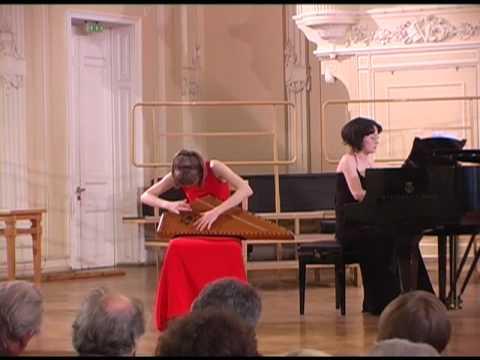 Корсун, Анна - Aqua sonare (2008) для фортепиано