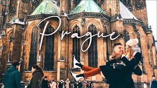 24 HOURS IN PRAGUE, Czech Republic - Travel Film