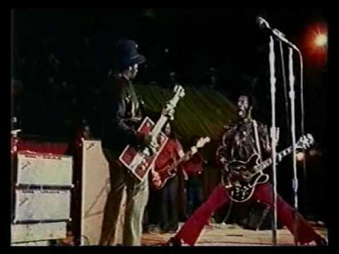 Chuck Berry&Bo Diddley Together LIVE