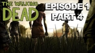 The Walking Dead_ The Game - Ep.1 The Motel Walkthrough (Part 4 of 5)
