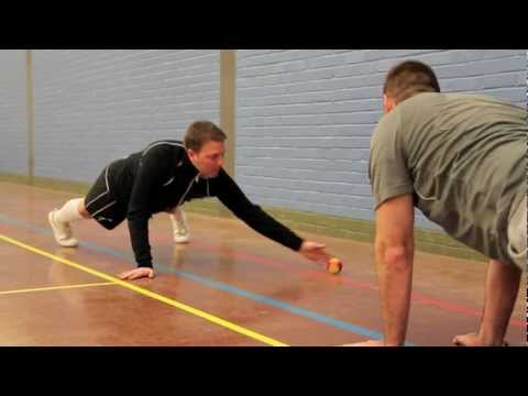 FOOTBALL WORKOUT - CORE TRAINING WORKOUT made fun