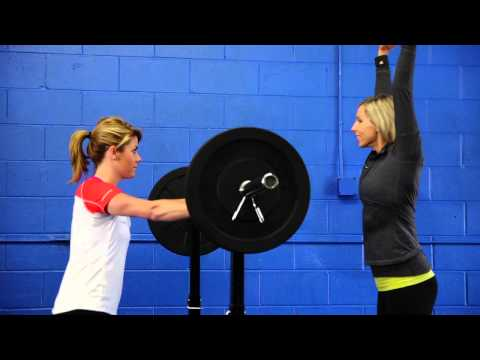 CrossFit - Fixing The Push Press with Lily Cosgrove Image 1