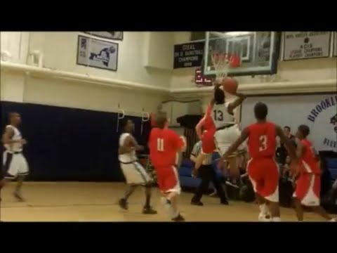 Nathan Josaphat - Guard - Brooklyn Friends School