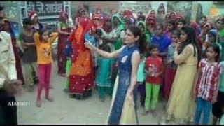 Baga me jhulan gai re..Rajasthani marriage dance 2016