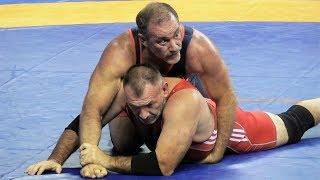 Freestyle Wrestling Veterans - USA vs Kazakhstan