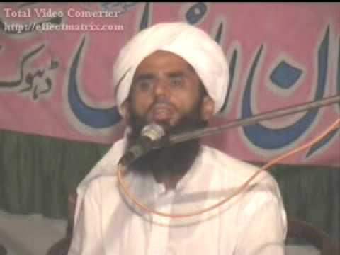 Tokay Wali Sarkar Mufti Muhammad Yousaf Rizvi From Lahore P01 video