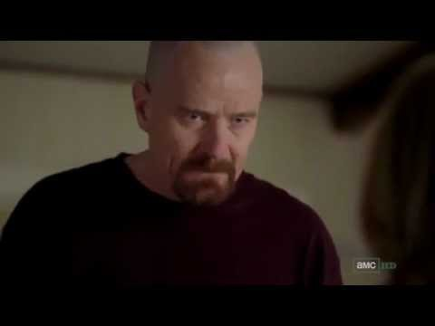 "Breaking Bad - Walt: ""I am the one who knocks"""