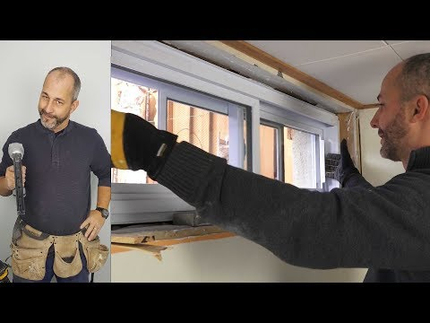 DIY  How To Remove and Install A Basement Window