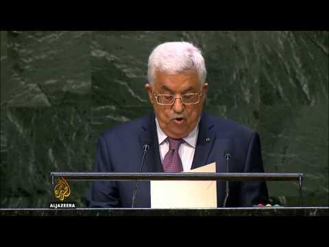 Abbasov plan okončanja okupacije Zapadne obale