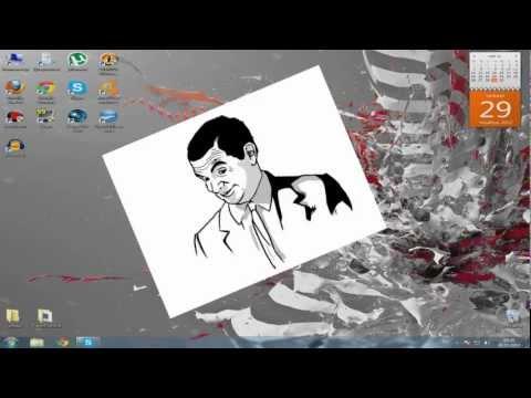 Невидимая папка в Windows 7 [Tutorial]
