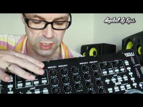 American Audio VMS4.1 DJ Controller Review