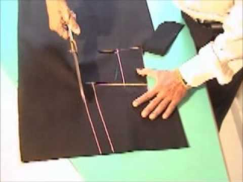 Blouse Cutting part01