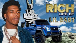 Lil Baby  | The Rich Life | Forbes Net Worth ( G Wagon, Icebox Jewelry, Reebok & more )