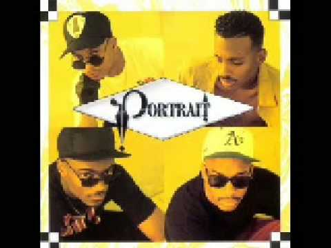 Portrait - on and on