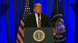 Trump: Obamacare is a disaster