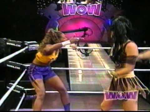 Women Of Wrestling - Episode 5: Part 2 - Slam Dunk Vs Tanja video