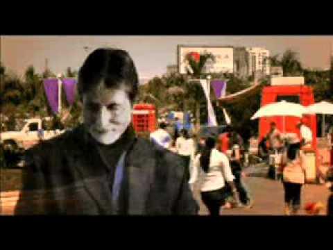 Cadbury Dairy Milk Ad Amitabh Ghost video