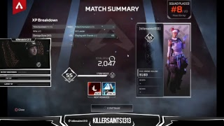 apex legends no game play hard night