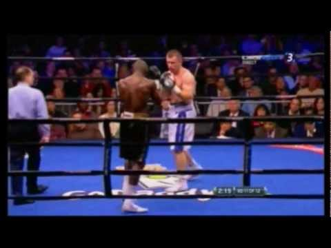 Tomasz Adamek vs Steve Cunningham II WALKA Fight 11 Round 22-12-2012 Boxing
