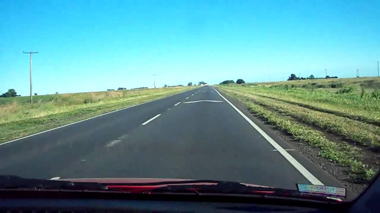 viajando a santiago del estero en mi gol tren en la ruta 34 - YouTube