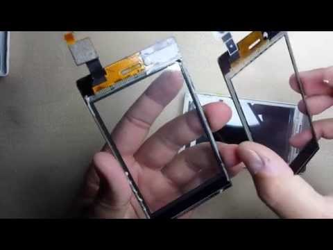 Cambiar touchscreen + lcd Sony Ericsson Xperia Miro ST23i