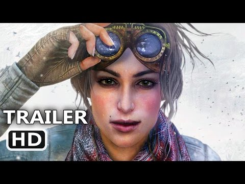 PS4 - Syberia 3 Story Trailer
