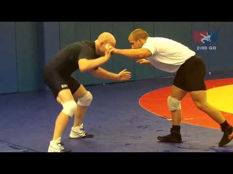Two Minute Go - Cael Sanderson and Travis Paulson Image 1